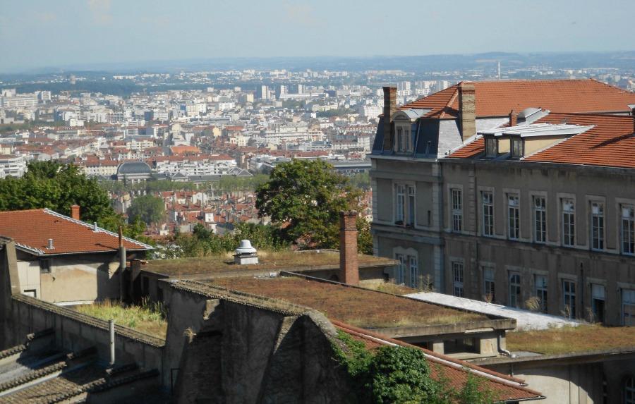 City View of Lyon