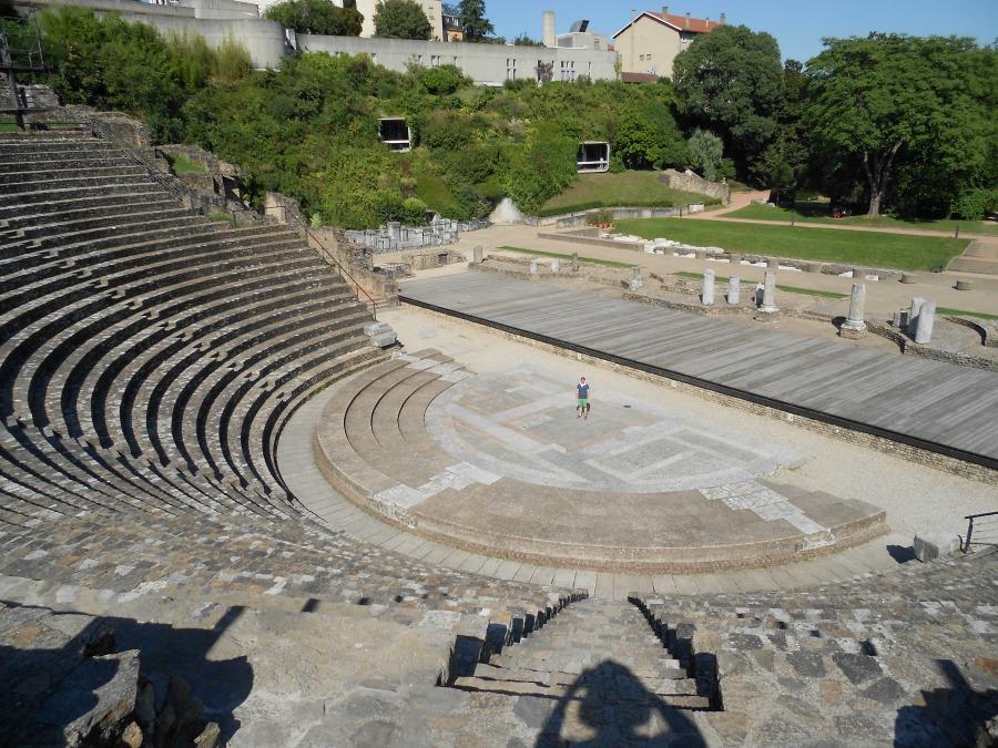 Roman Ruins I