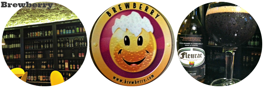 Brewberry via Food, Booze, & Baggage