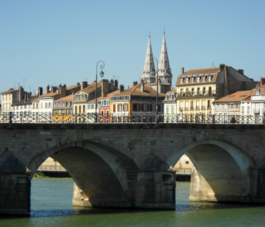 Pont Saint-Laurent Macon