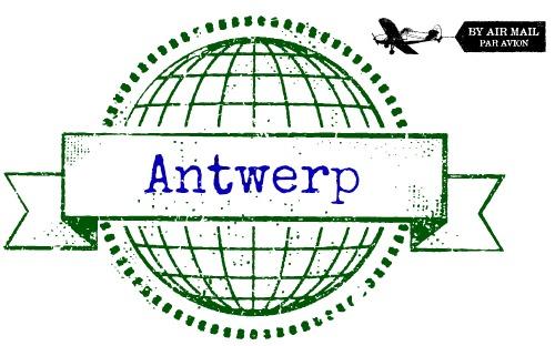 Antwerp via Food, Booze, & Baggage