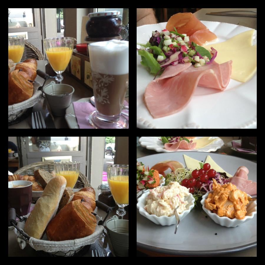Breakfast in Antwerp via Food, Booze, & Baggage