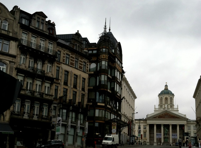Brussels II via Food, Booze, & Baggage
