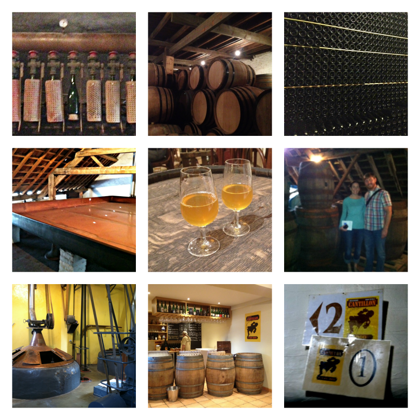 Cantillon via Food, Booze, & Baggage
