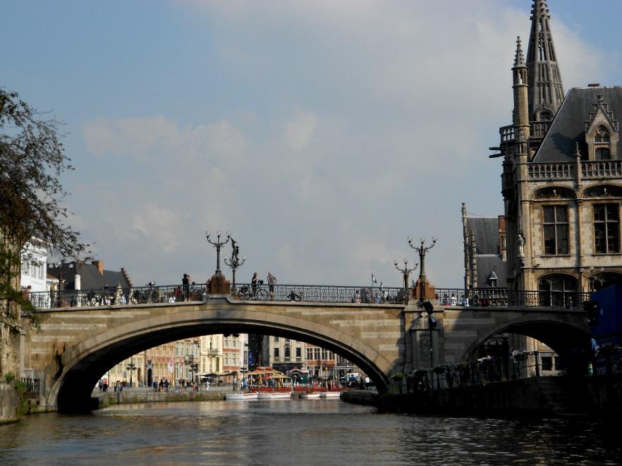 A look at Ghent, Belgium via Food, Booze, & Baggage