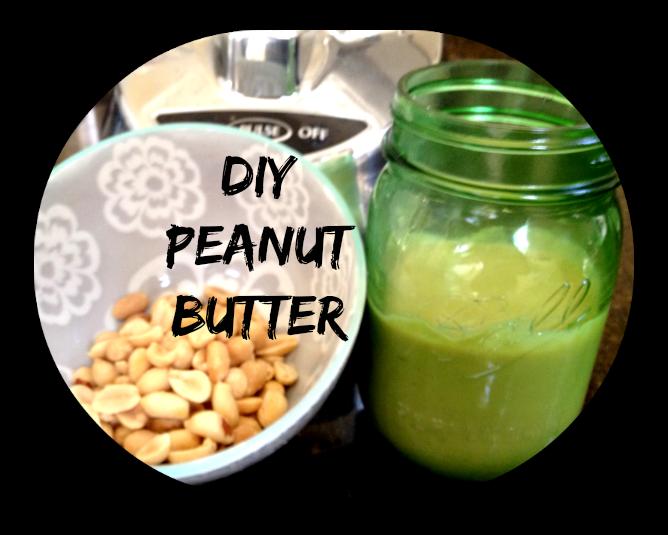 DIY Peanut Butter via Food, Booze, & Baggage