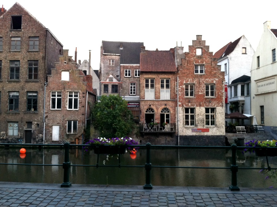 A look at Ghent, Belgium via Food, Booze, & Baggage