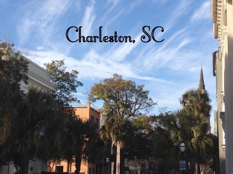 Charleston, SC via Food, Booze, & Baggage