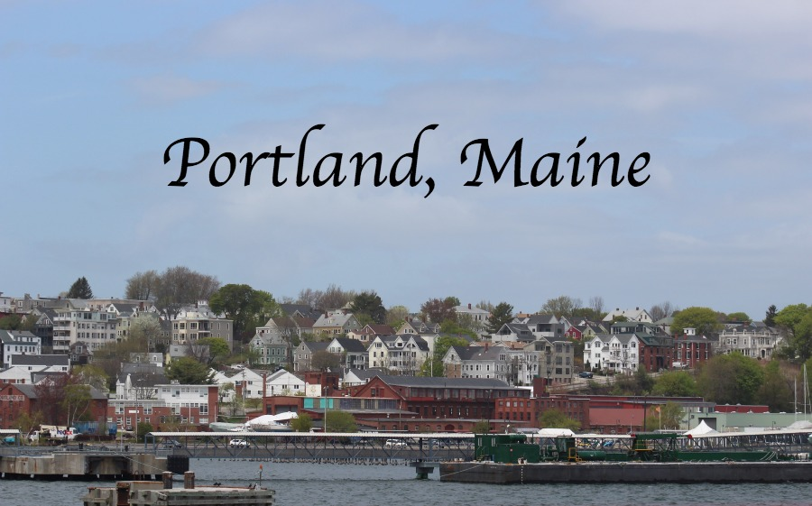 Portland Maine via Food, Booze, & Baggage