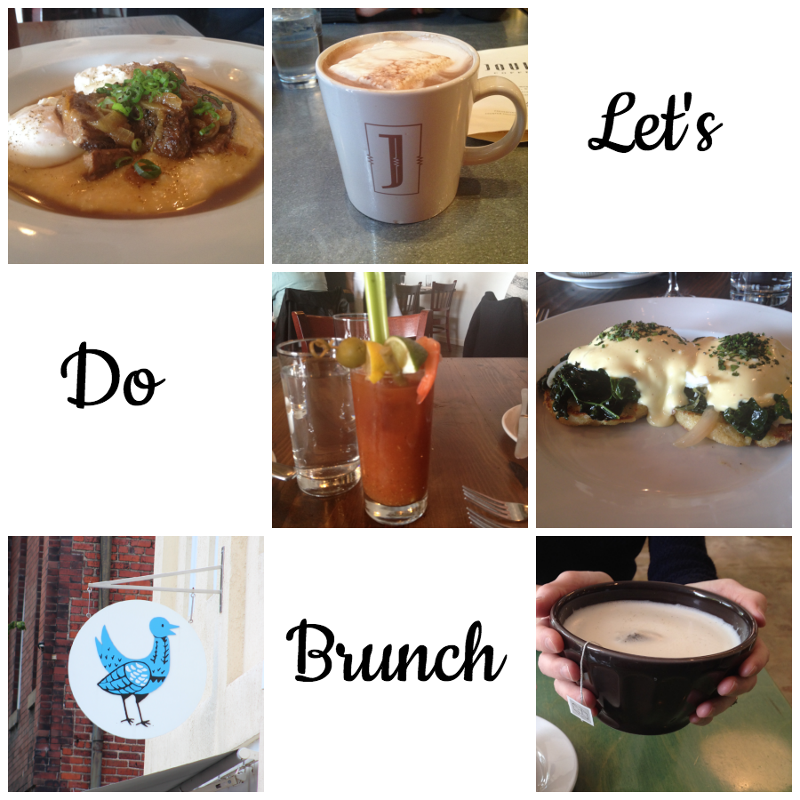 Brunch Picks for Raleigh-Durham via Food, Booze, & Baggage