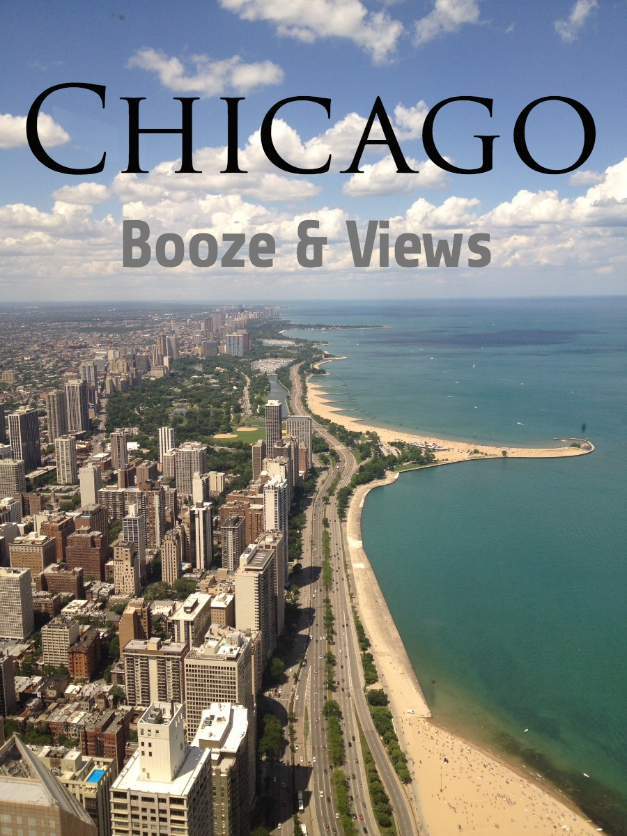 Chicago Booze & Views by Food, Booze, & Baggage