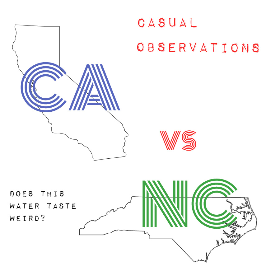 Confession post CA vs NC differences