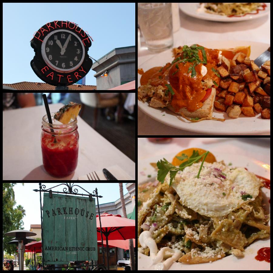 Parkhouse Eatery San Diego