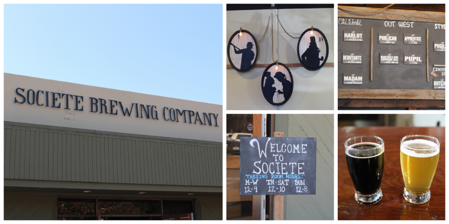 Societe Brewing San Diego