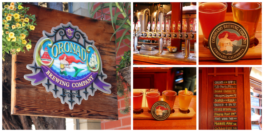 Coronado Brewing Co San Diego