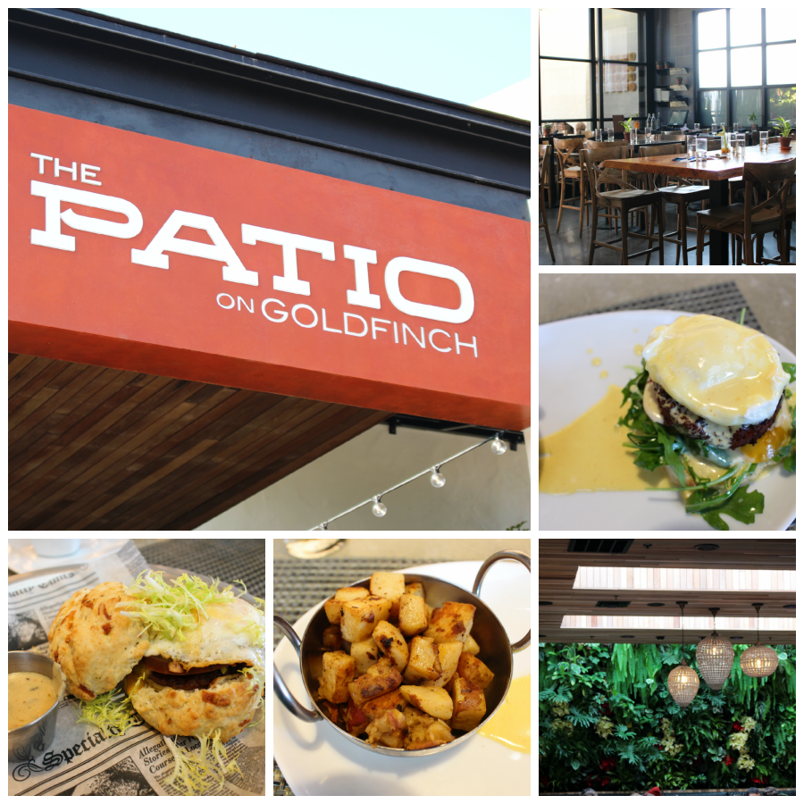 The Patio on Goldfinch San Diego