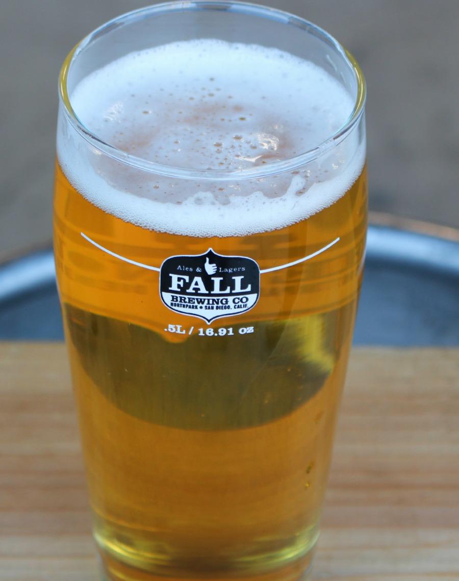 Fall Brewing Pilsner