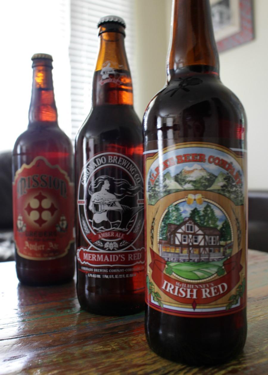 Alpine Irish Red