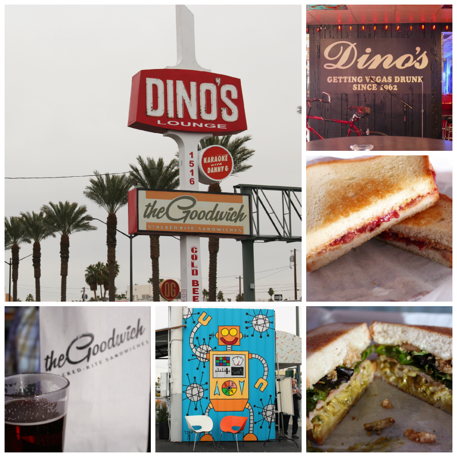 Dino's & The Goodwich Las Vegas