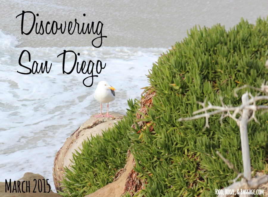 Discovering San Diego March 2015