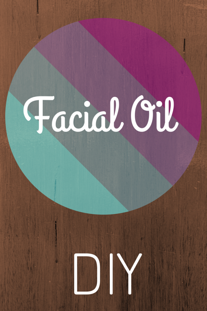 DIY Face Oil