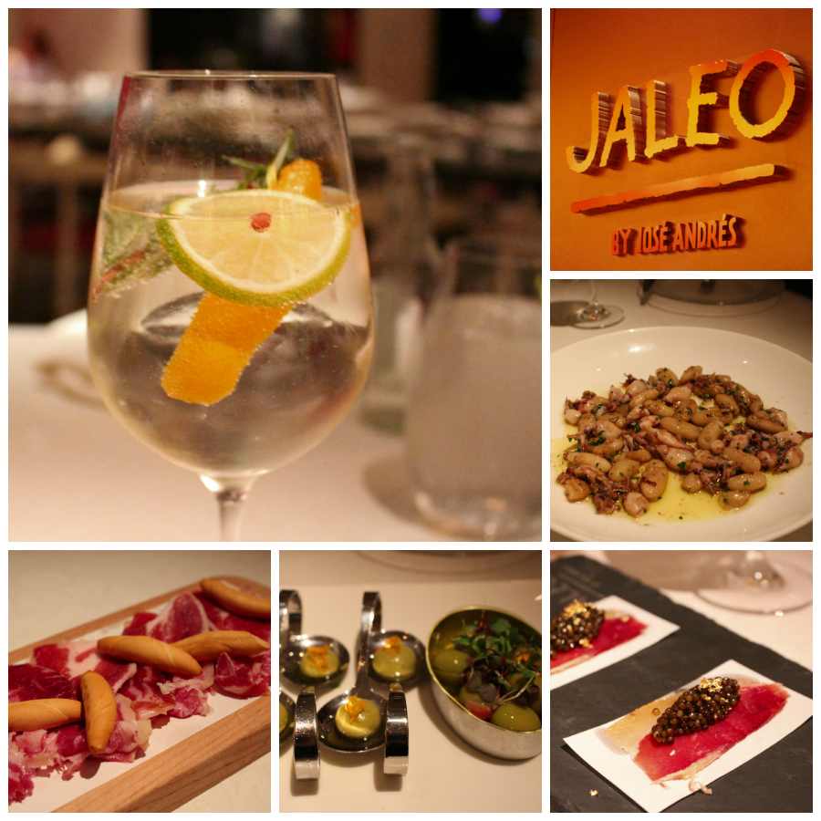 Jaleo Las Vegas by Food, Booze, & Baggage
