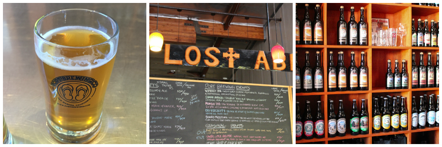 Lost Abbey Port Brewing