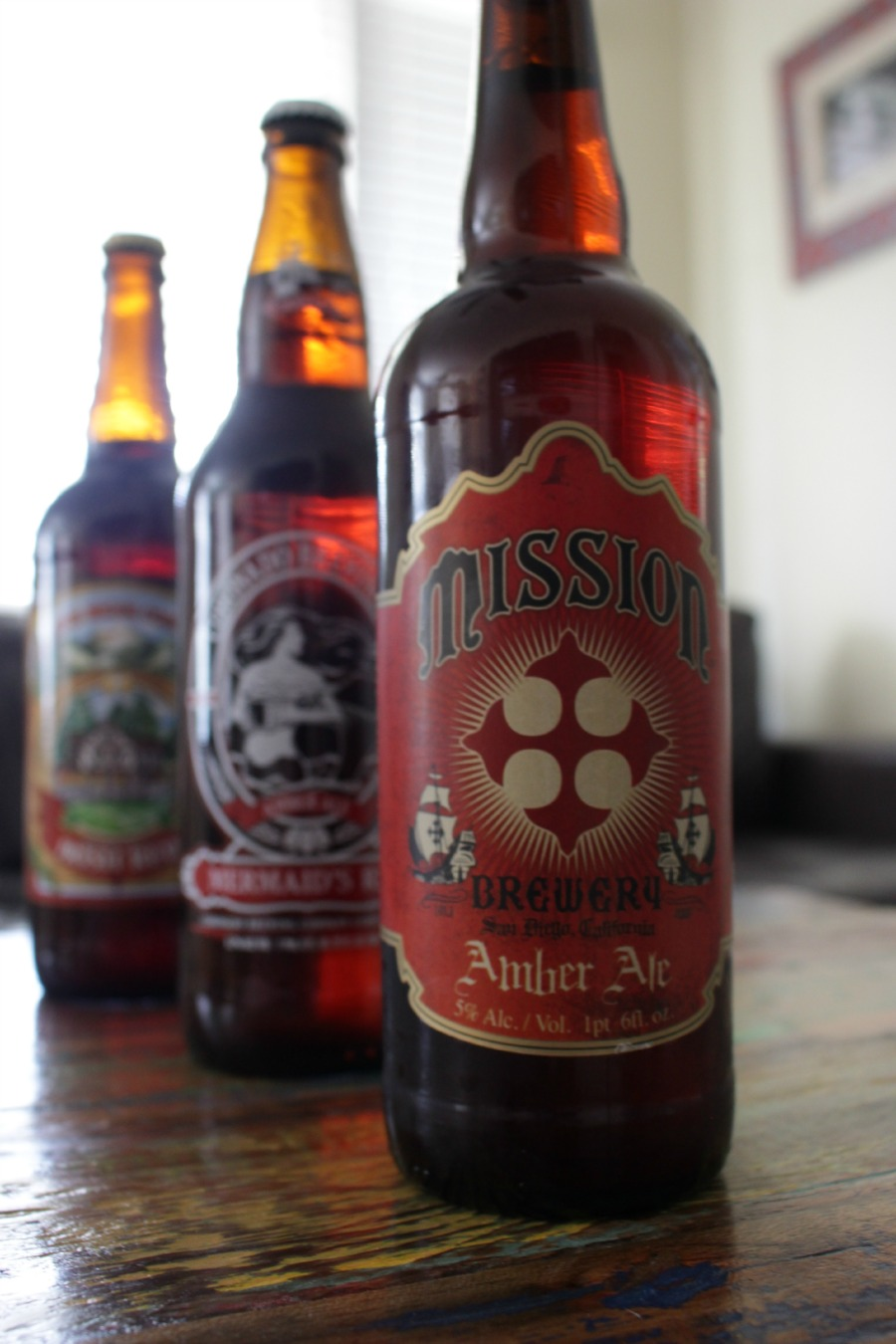 Misson Brewing Amber Ale