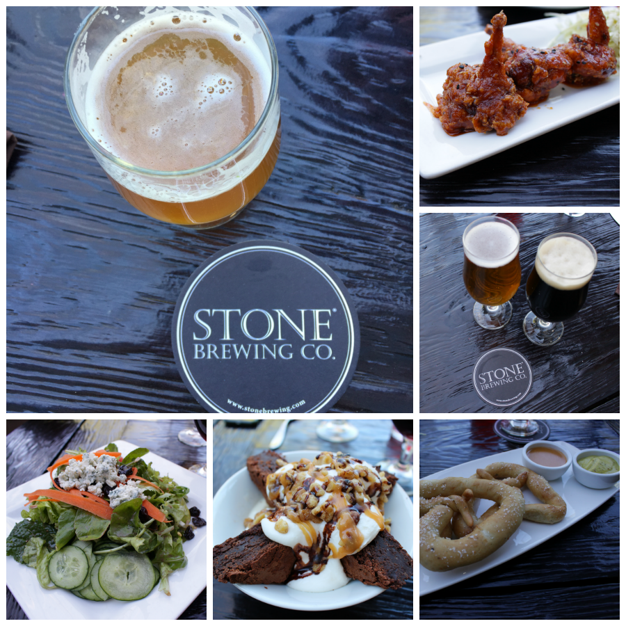 Stone Brewing The Food