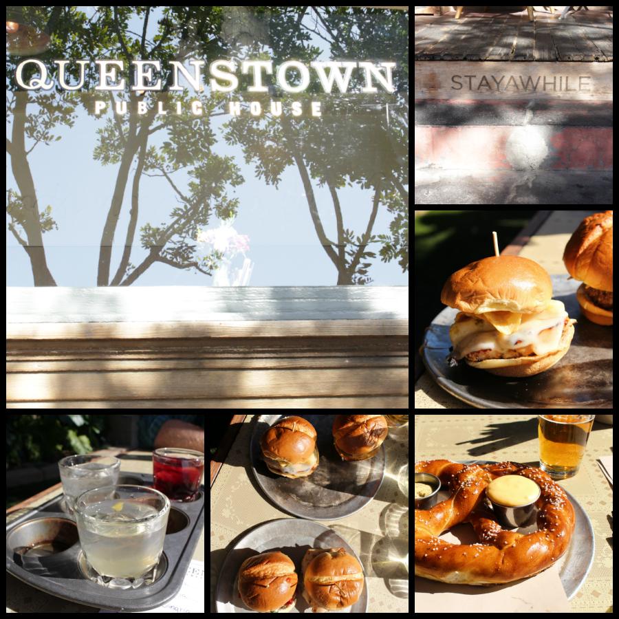 Queenstown in Little Italy San Diego