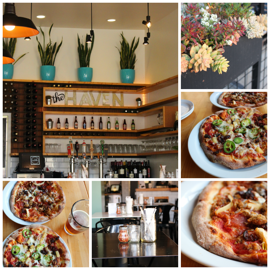 The Haven Pizza
