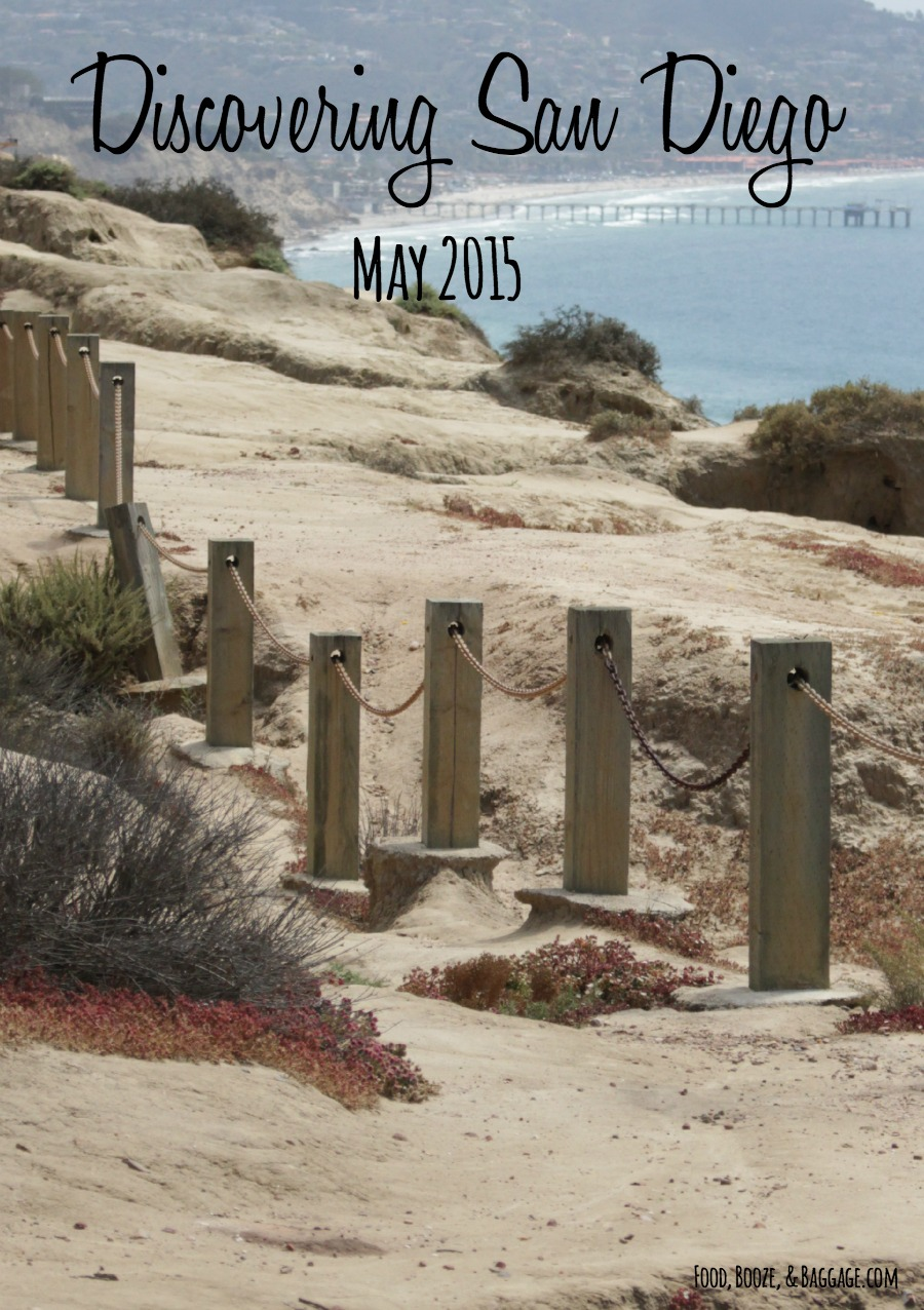 Discovering San Diego May 2015