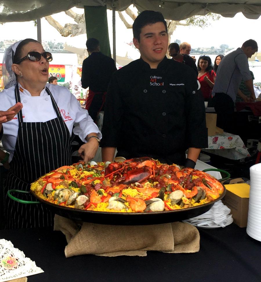 San Diego Paella Festival
