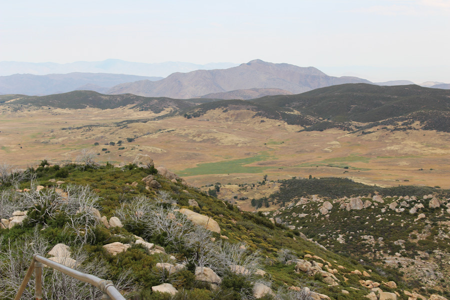 Other view from the top of Stonewall Peak