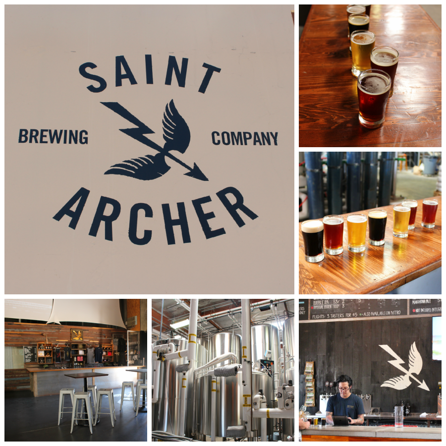 Saint Archer Brewing Co San Diego