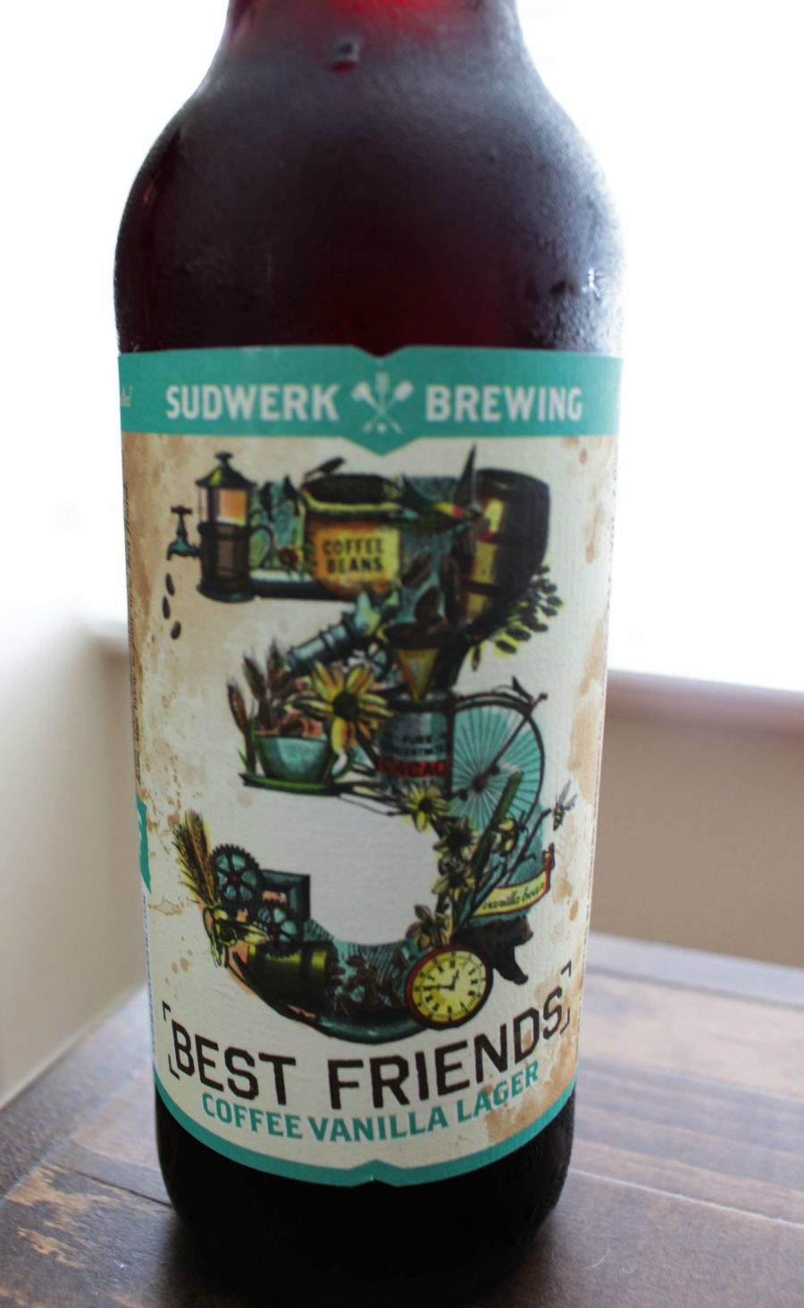 Sudwerk Best Friends Lager