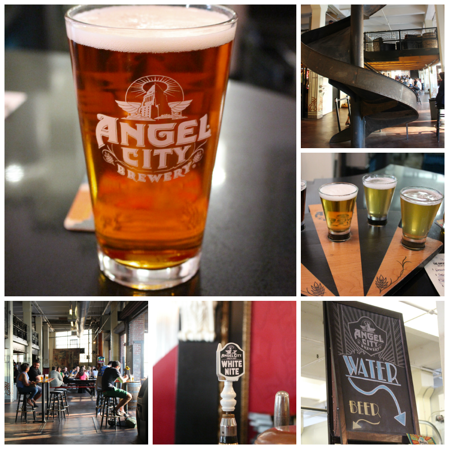 Angel City Brewery LA