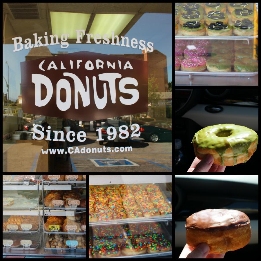 California Donuts LA