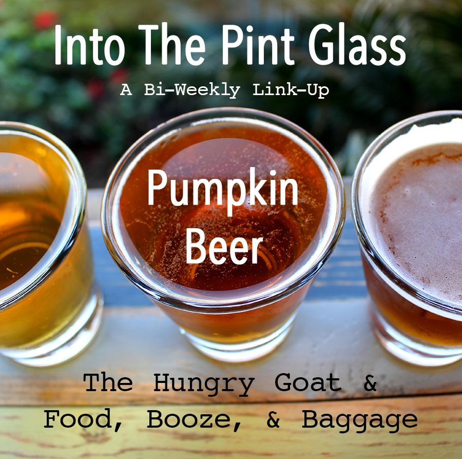 Into The Pint Glass: Exploring Pumpkin Beers