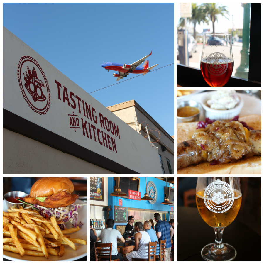 Ballast Point Tasting Room and Kitchen Little Italy