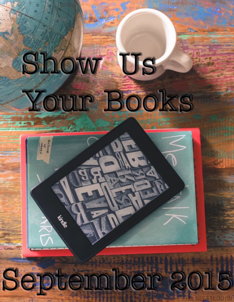 Show Us Your Books: September