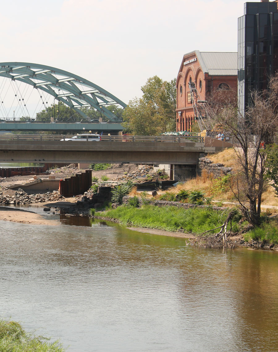 Denver-River-+-Bridge