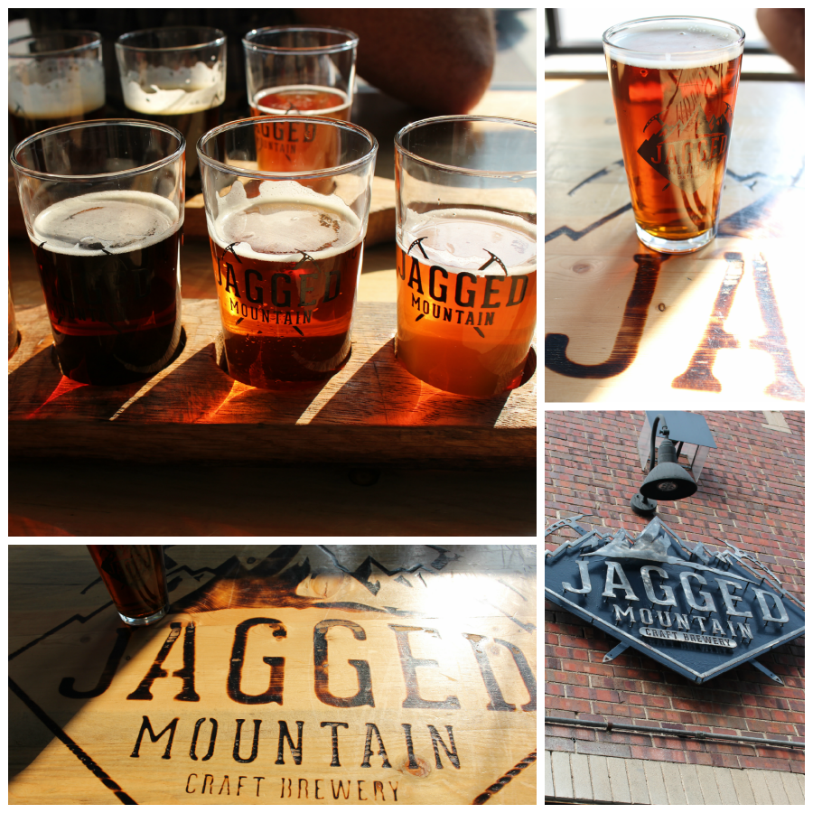 Jagged Mountain Craft Brewery Denver