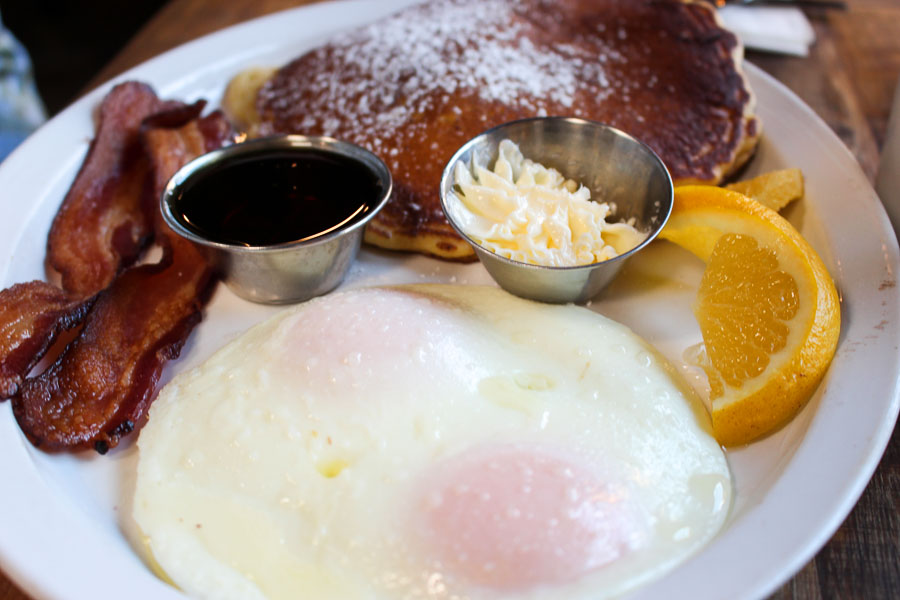 General Store Breakfast Eggs
