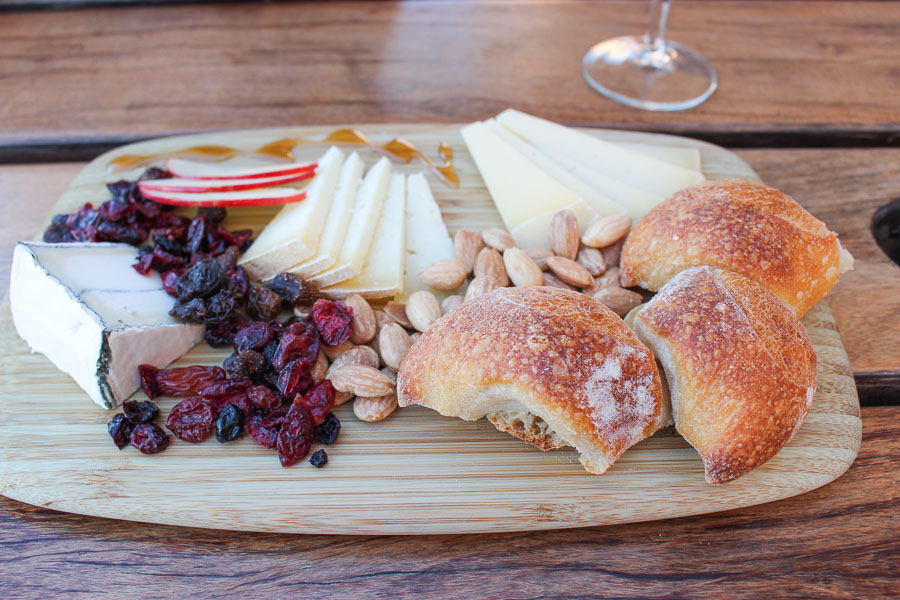 Oxbow Cheese Plate