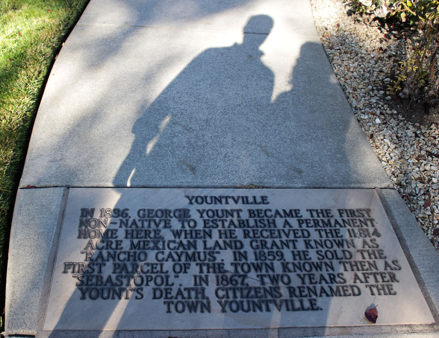 Yountville History