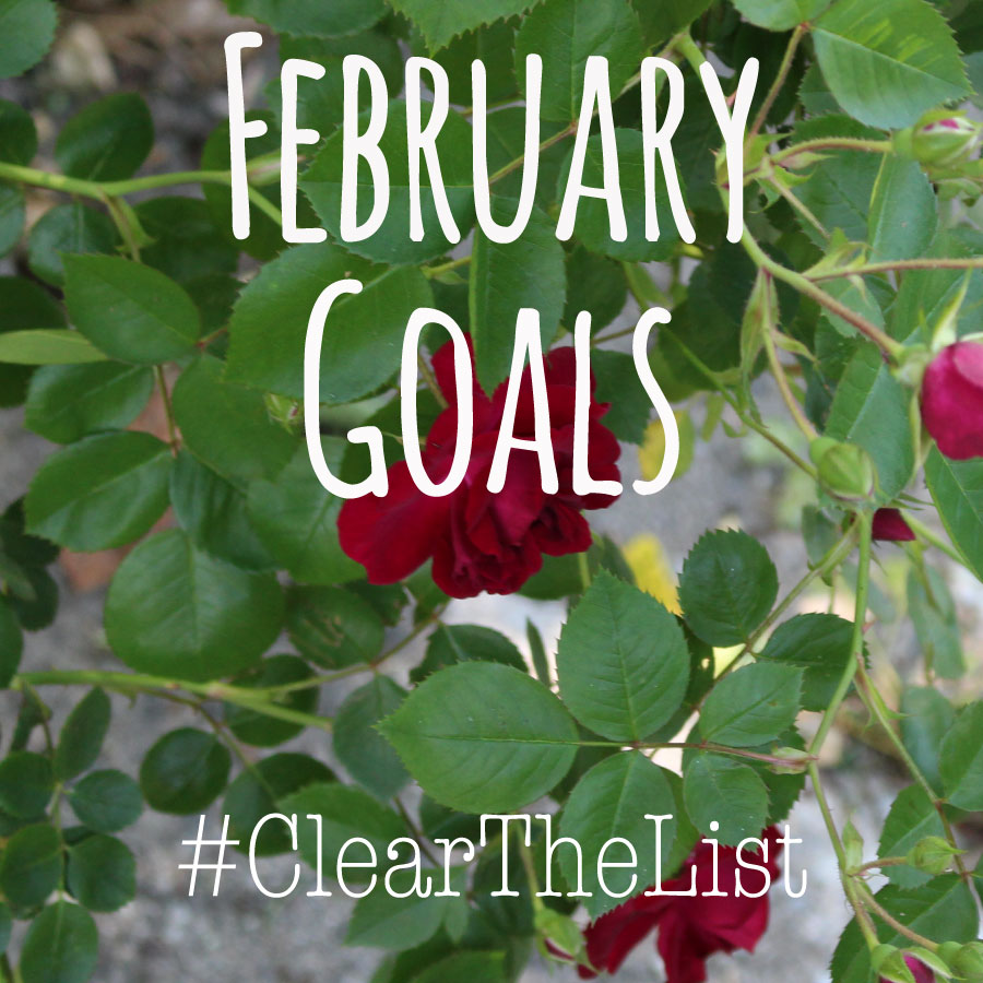 Clear The List: February 2016