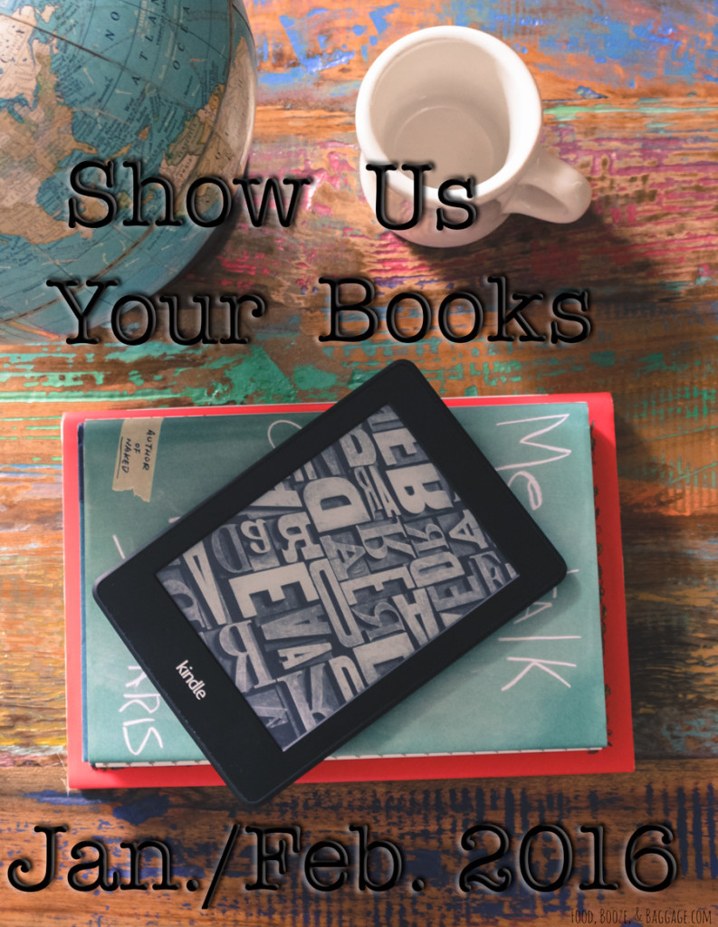 Show Us Your Books: January/February 2016