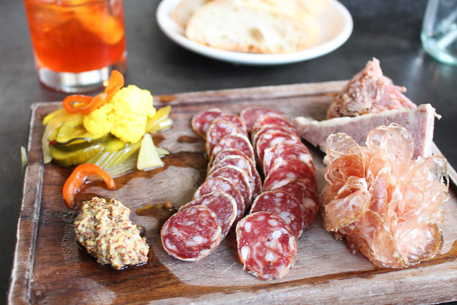Meat Plate Olympic Provisions
