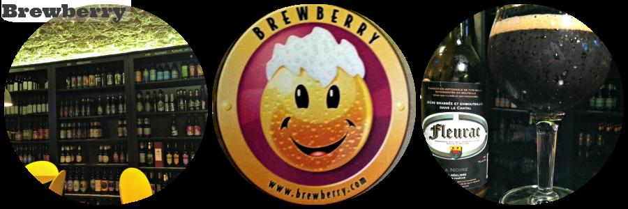 Brewberry via Food, Booze, & Baggage